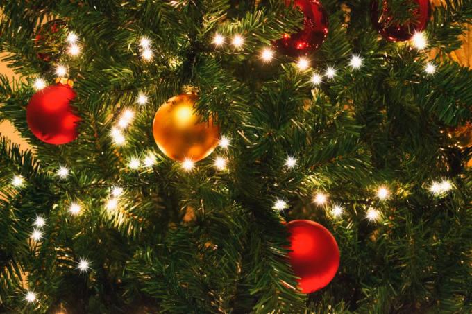 Christmas Tree closeup image