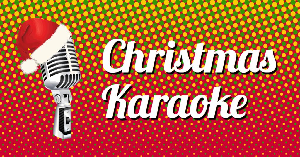 virtual christmas karaoke